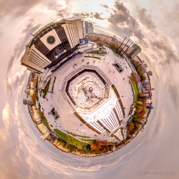 NDK-Little-Planet-Bulgaria