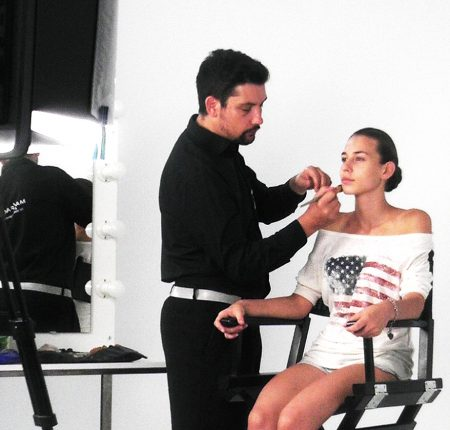 Max Factor make-up